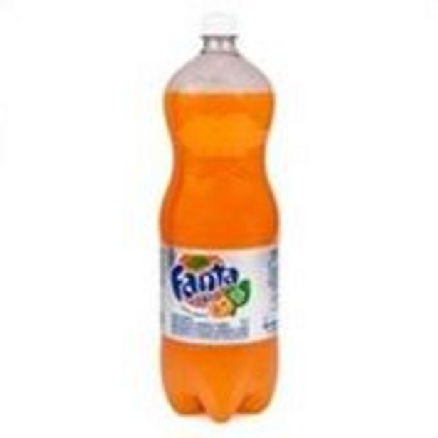 Oferta de Refrigerante Fanta Laranja Zero 2l por R$5,29