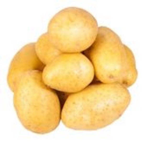 Oferta de Batata Lavada - Embalagem De 1kg por R$4,79