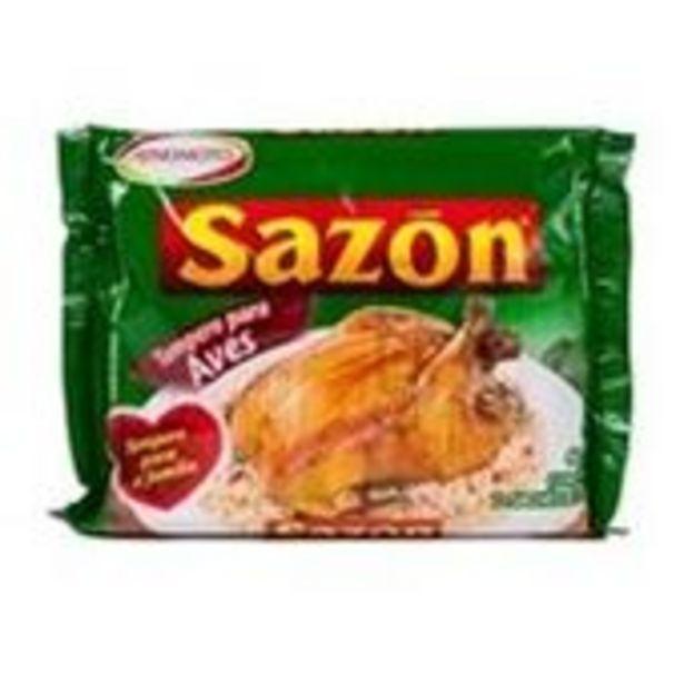 Oferta de Tempero Sazon Verde Frango - Floppy 60g por R$2,99