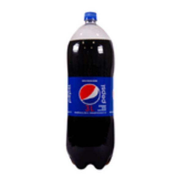 Oferta de Refrigerante Pepsi 3l por R$7,49