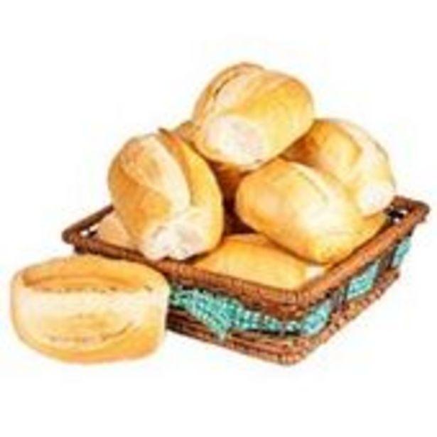 Oferta de Pão Francês 500g - Embalagem Com 9 Unidades por R$5,45
