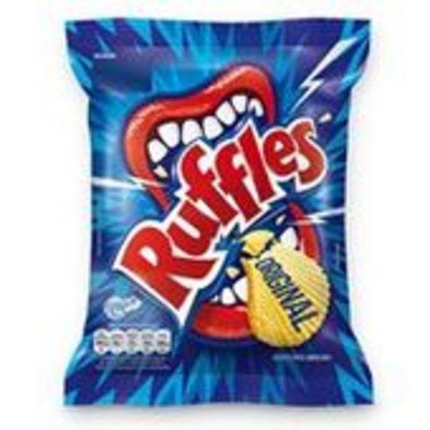 Oferta de Batata Ruffles Original 57g por R$4,79