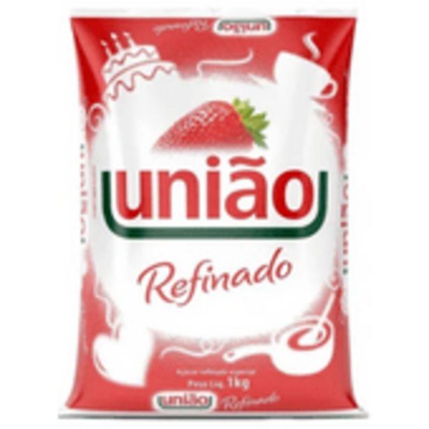 Oferta de Açúcar Refinado União 1kg por R$4,39