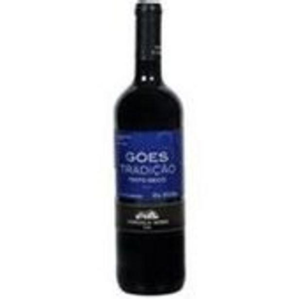 Oferta de Vinho Góes Tradição Tinto Seco 750ml por R$16,9