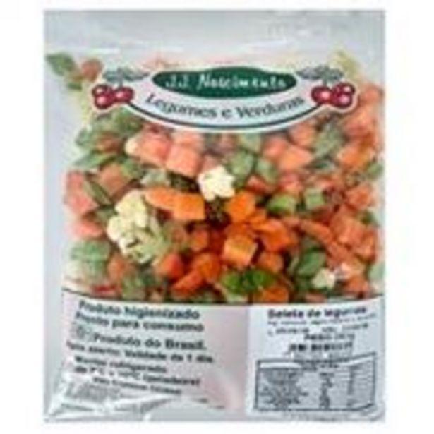 Oferta de Seleta De Legumes Picada E Esterelizada 250g por R$4,89