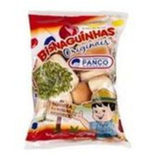 Oferta de Bisnaguinha Panco 300g por R$5,69