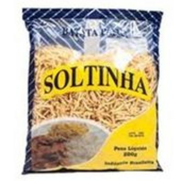 Oferta de Batata Palha Soltinha 200g por R$5,89