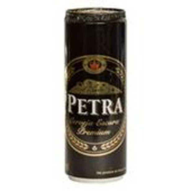 Oferta de Cerveja Sleek Petra Premium 350ml por R$3,49