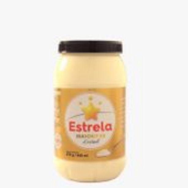 Oferta de Maionese Estrela Gourmert 470g por R$9,99
