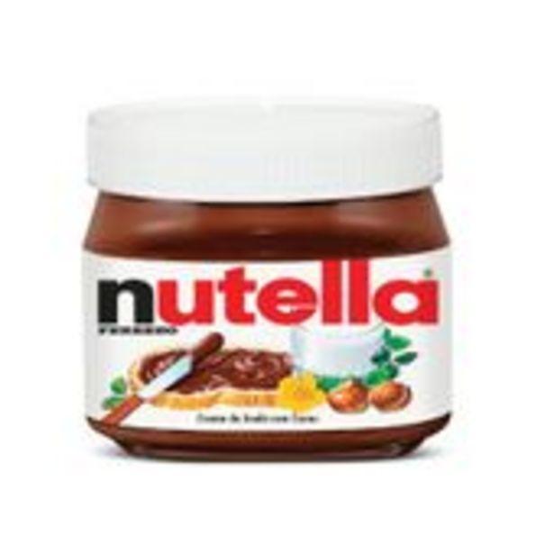 Oferta de Creme De Avelã Nutella Vidro 350g por R$18,99