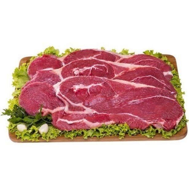Oferta de Carne Bovina Sete sem Osso Kg por R$39,99