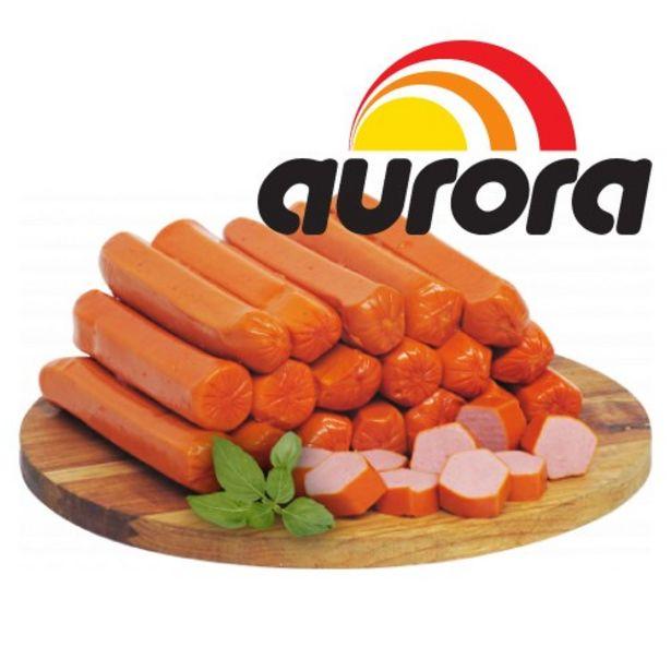 Oferta de Salsicha Aurora Kg por R$12,99
