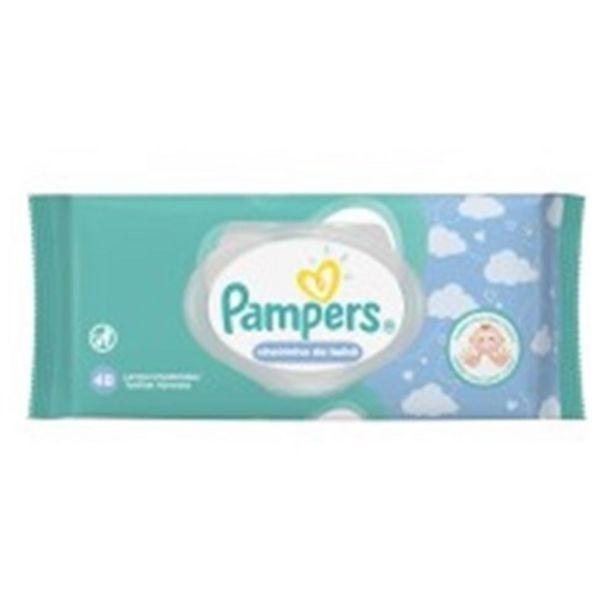 Oferta de Lenço Umedecido Pampers Fresh Clean 48Un por R$17,99