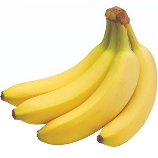 Oferta de Banana Nanica por R$3,49