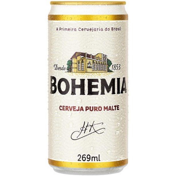 Oferta de Cerveja Bohemia 269Ml por R$1,99