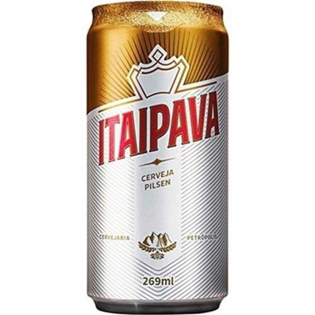 Oferta de Cerveja Itaipava 269Ml por R$1,79