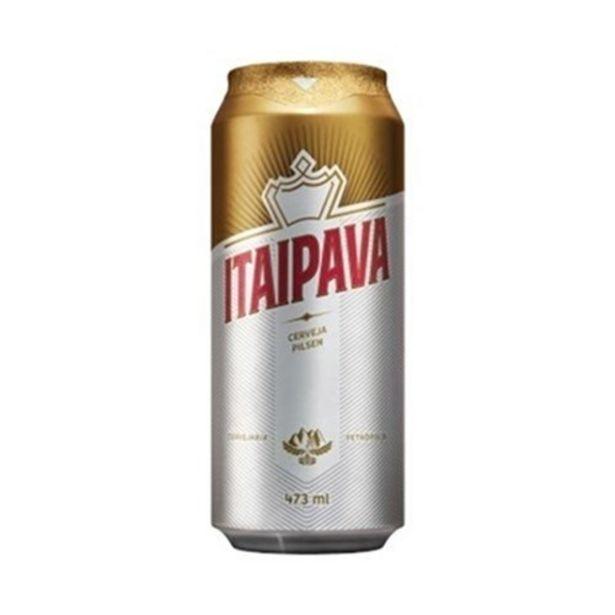 Oferta de Cerveja Itaipava Lata 473Ml por R$2,79