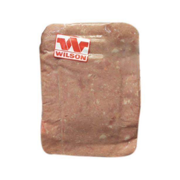 Oferta de Lanche Wilson Fatiado 130g - 24099 por R$2,37