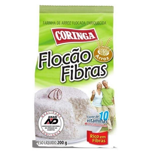 Oferta de Flocao Coringa Fibras De Arroz 200g por R$1,95