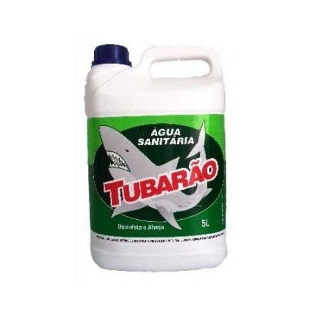 Oferta de Água Sanitaria Tubarão 5l por R$11,99