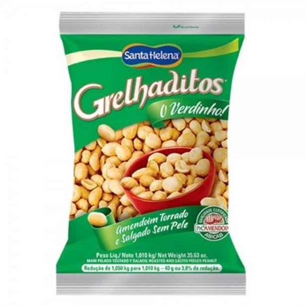 Oferta de Amendoim Grelhadito`s 750g Sem Pele por R$33,87