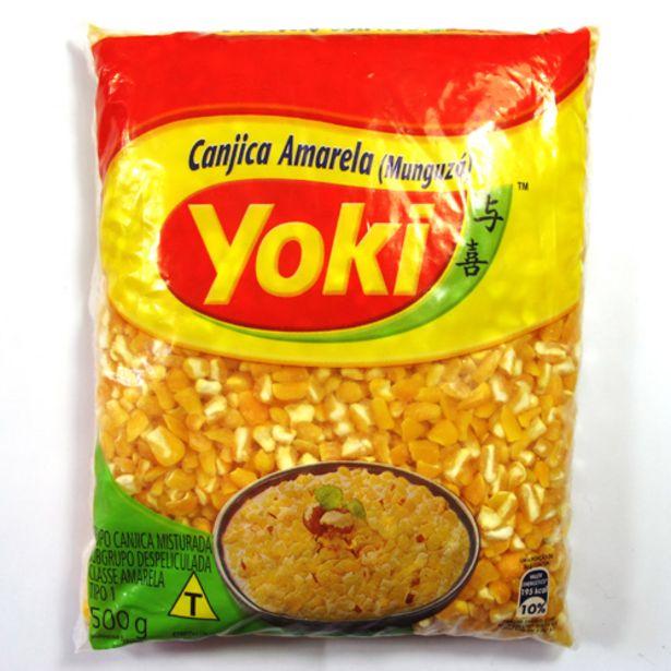 Oferta de Canjica Amarela Yoki 500gr por R$3,35
