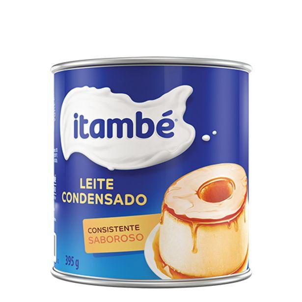 Oferta de Leite Condensado Itambé Lata 395g por R$6,49