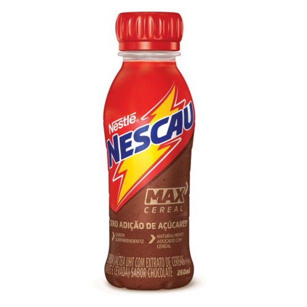 Oferta de Bebida Láctea Nestlé 260ml Max Cereal por R$5,9