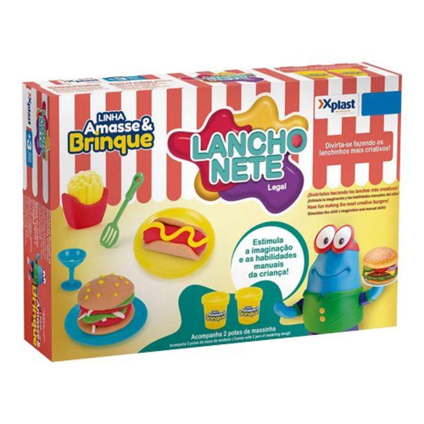 Oferta de Amasse&brinque Cozinha Gourmet Xplast 6074 por R$41,88