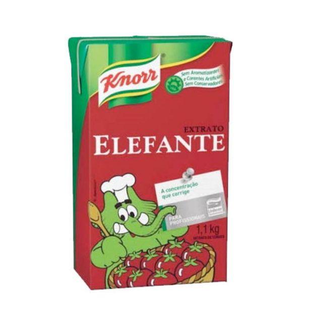 Oferta de Extrato Tomate Elefante 1,1kg por R$12,6