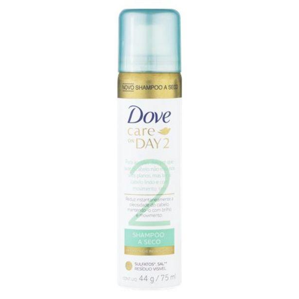 Oferta de Shampo Dove Care On Day A Seco Renovacao Instantanea 75ml por R$15,58
