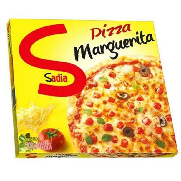 Oferta de Pizza Sadia Marguerita 460g por R$16,66