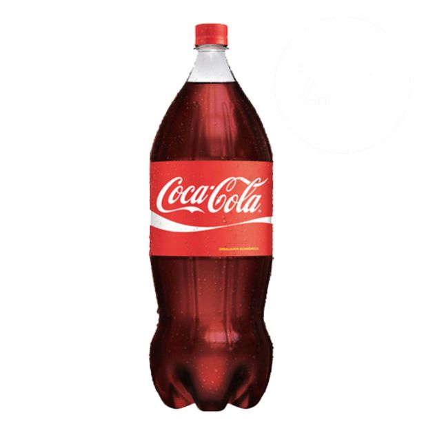 Oferta de Coca-cola 2,5l por R$7,99