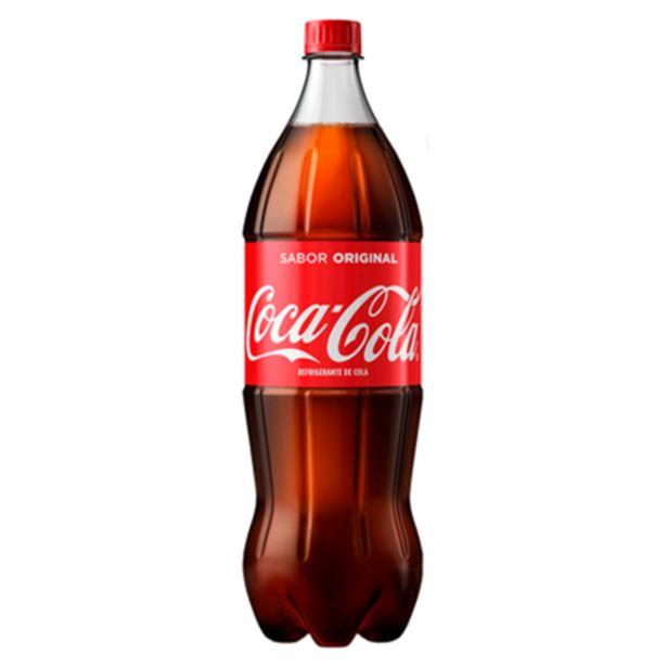 Oferta de Refrigerante Coca Cola Pet 1.5l por R$5,99