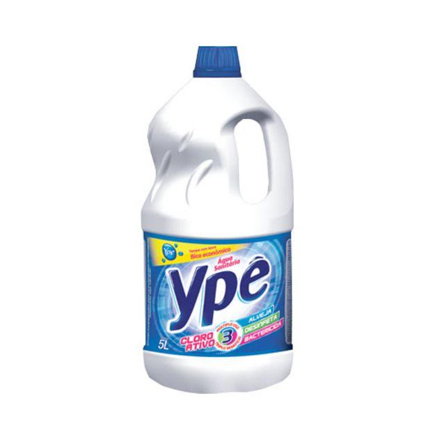 Oferta de Água Sanitária Ype 5l por R$14,19