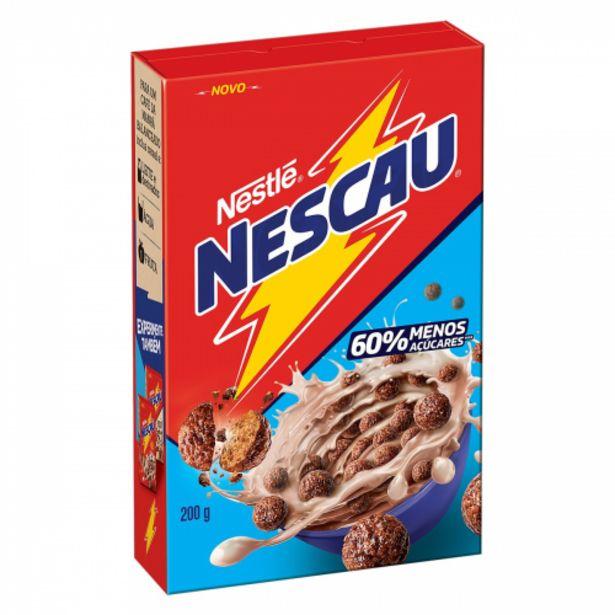 Oferta de Cereal Matinal Chocolate Nestlé Nescau Caixa 200g por R$8,97