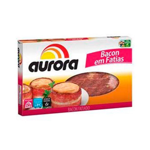 Oferta de Bacon Aurora Defumado 250g - 36917 por R$12,23