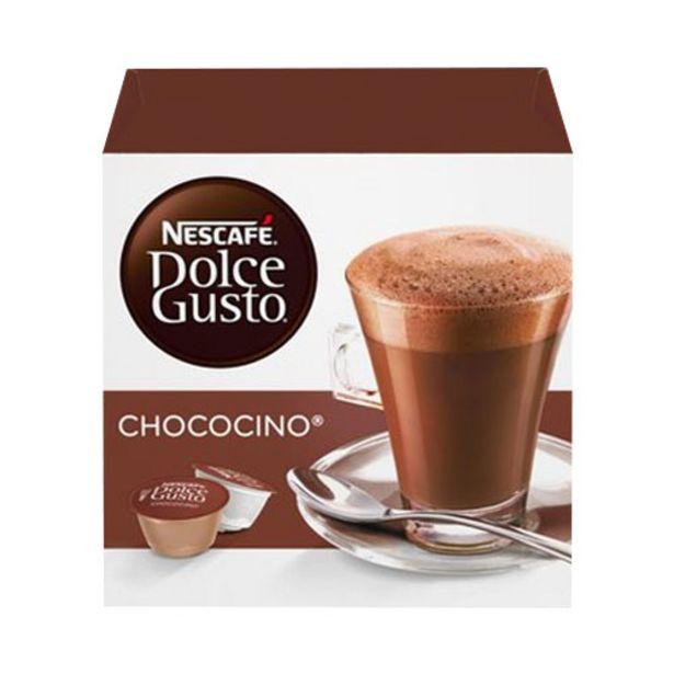 Oferta de Café Em Cápsula Nescafé Dolce Gusto Chococino 10 Cápsulas por R$16,99