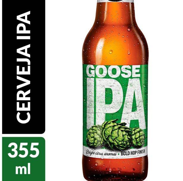 Oferta de Cerveja Americana IPA Goose Island Long Neck 355ml por R$9,99