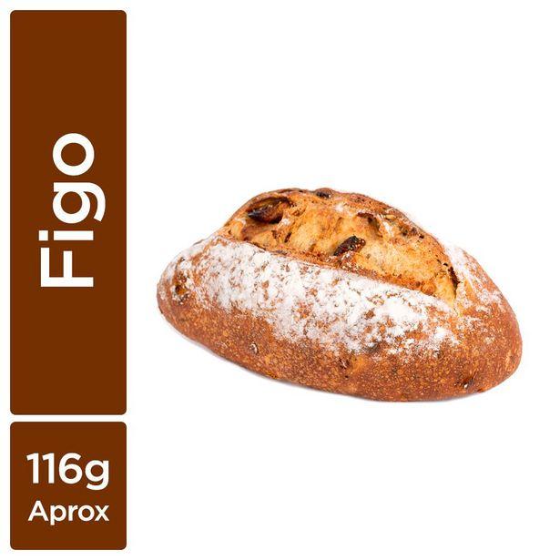 Oferta de Pão de Figo Pequeno Mr Baker por R$8,17