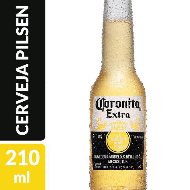 Oferta de Cerveja Mexicana Coronita Long Neck 210ml por R$3,79