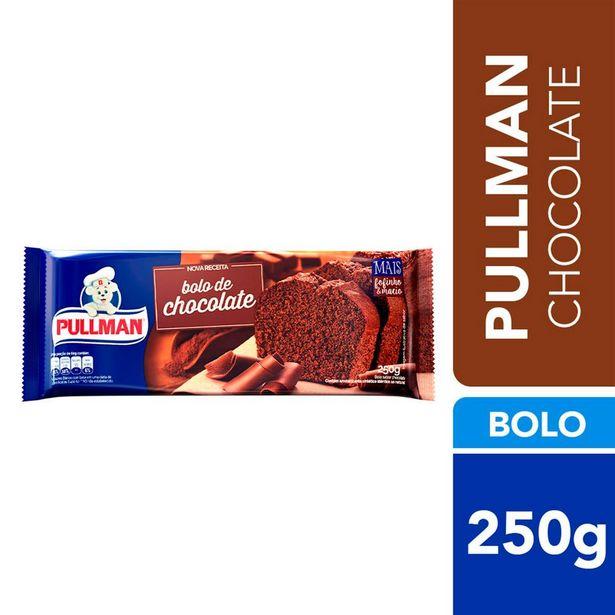Oferta de Bolo de Chocolate Pullman 250g por R$7,39