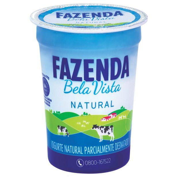 Oferta de Iogurte Natural Bela Vista 170g por R$1,99
