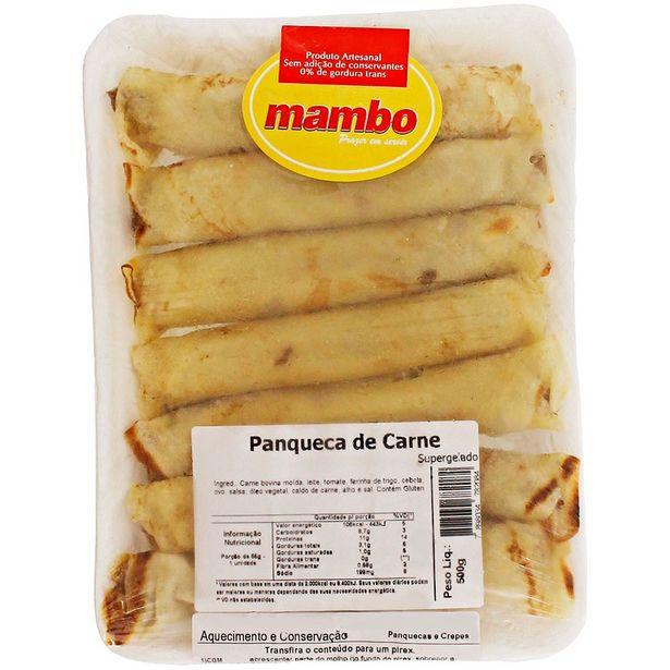 Oferta de Panqueca de Carne Mambo 500g por R$49,95