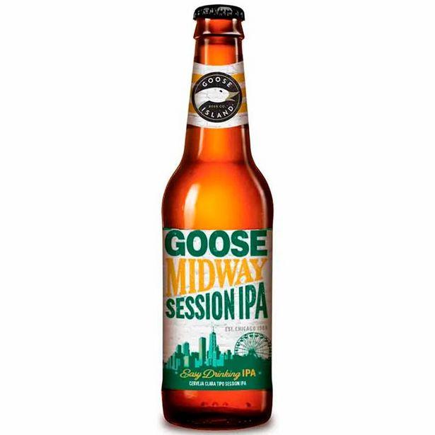 Oferta de Cerveja Americana Goose Island Midway Long Neck 355ml por R$11,99
