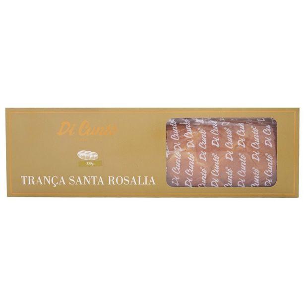 Oferta de Trança Santa Rosália Di Cunto 450g por R$38,9