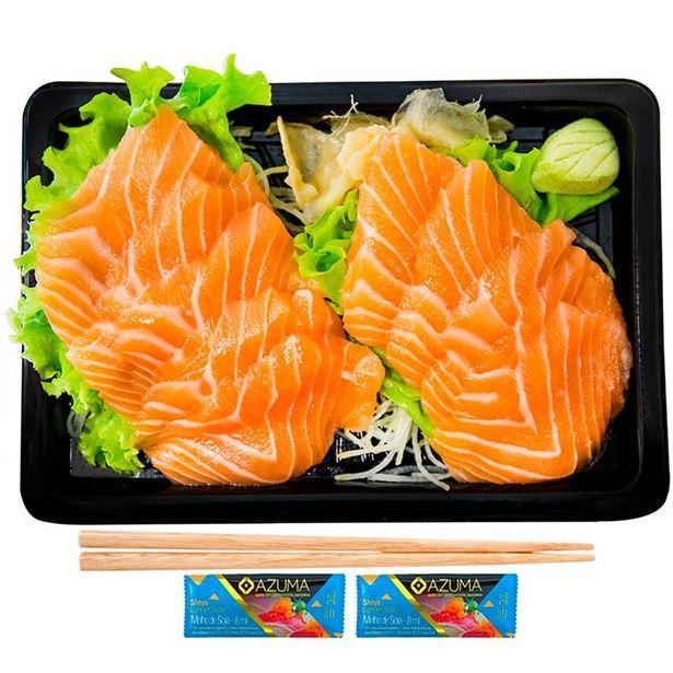 Oferta de Sashimi de Salmão Mambo Kg por R$20,76