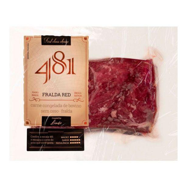 Oferta de Fralda Red Congelada 481 por R$86,35