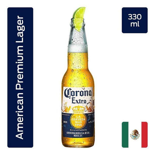 Oferta de Cerveja Corona Extra Long Neck 330ml por R$5,99