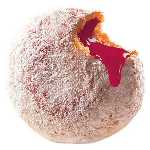 Oferta de Donut de Frutas Vermelhas Mambo 70g 1 unidade por R$5,99